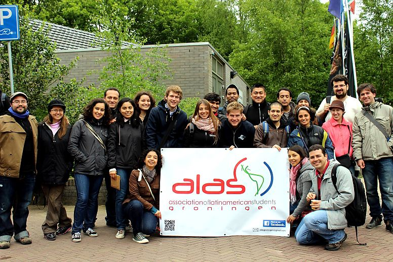 Association of Latin American Students, Groningen