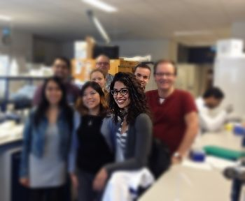 Mexican biomedical research Master and PhD students
